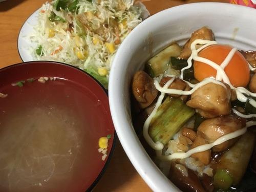 【画像あり】ワイの晩御飯