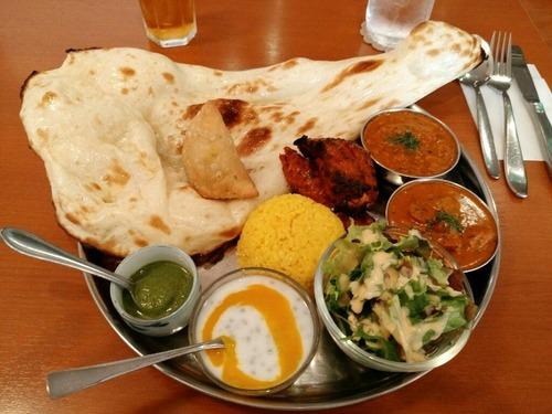 【画像あり】インド料理屋来たったwwwwwwwwwwwwwwww