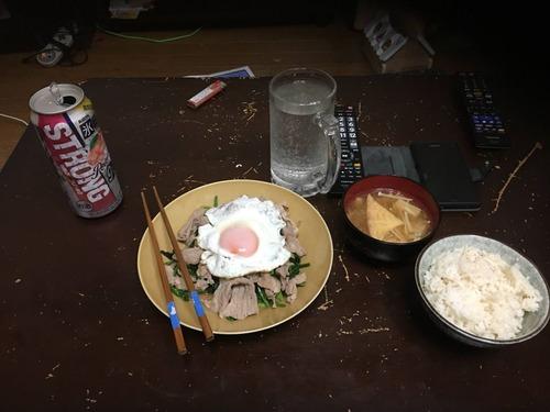 【画像あり】今日の社畜飯