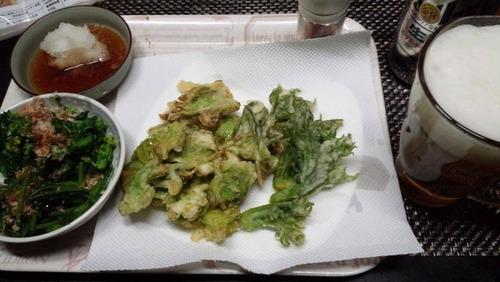 【画像あり】山菜の天ぷら作ったったwwww