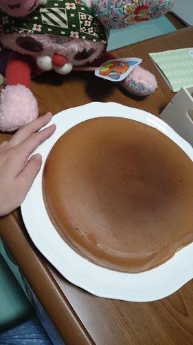 【画像あり】炊飯器でホットケーキ作ったんだけどめちゃくちゃ美味しそう