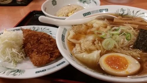 【画像あり】熱烈中華食堂に来ました@柏@柏