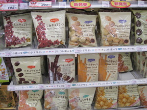 Snacks_of_Lawson_convenience_store