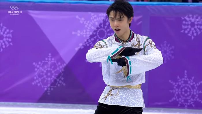 Yuzuru Hanyu (JPN) - Gold Medal