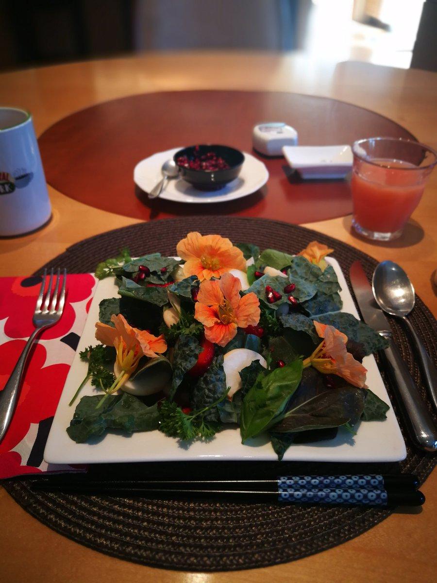 【衝撃】楽天社長の朝食がある意味究極の贅沢!
