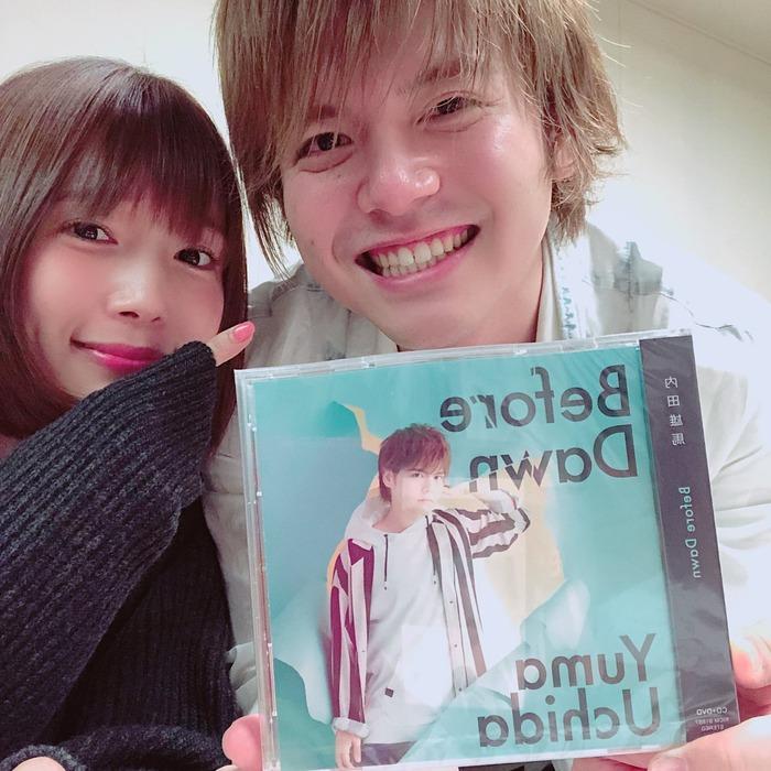 【画像】知らない人が見たら内田真礼さんとその彼氏に見えると思うw
