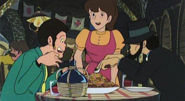 【衝撃】カリオストロの城でルパン達が食べてるミートボールスパゲティっぽいのを超手軽に作る方法!美味しそう!