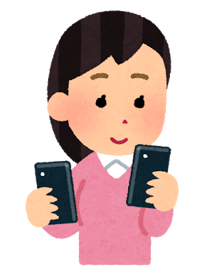 smartphone_nidaimochi_woman