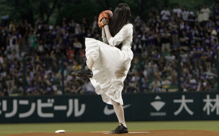 貞子さんがイチロー選手引退にコメント!!いやお前どういう立ち位置なんだよwww