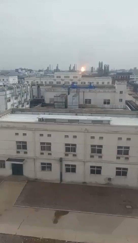 中国でまた爆発!!絶対に窓に近寄ってはいけない!!