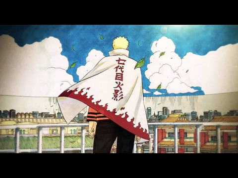 BORUTO ボルト -NARUTO THE MOVIE-