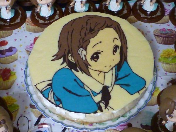 『けいおん!』 今日は田井中律ちゃんの誕生日!
