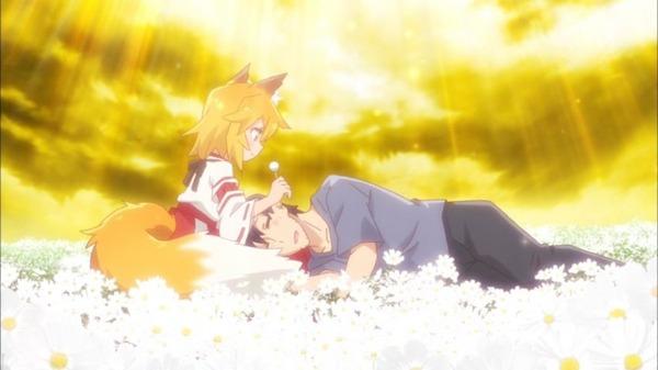 『世話やきキツネの仙狐さん』2話感想 耳かきしてくれる仙狐さん!料理だけでなく掃除や洗濯まで!