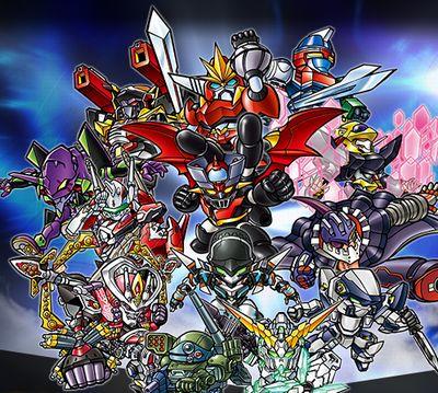 PS3/Vita『第3次スーパーロボッ...