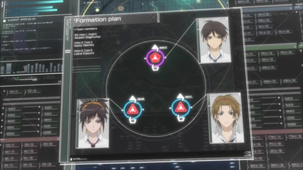 『M3 〜ソノ黒キ鋼〜』 第3話感想まとめ…ササメちゃん重要キャラかな