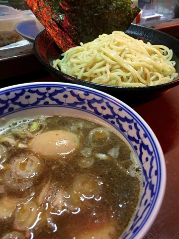 大勝軒バンコク【屋台】全部のせつけ麺