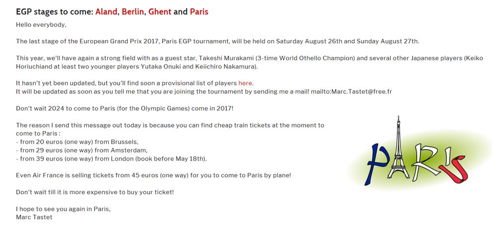 Paris Open