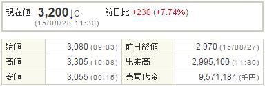 2138クルーズ20150828-1前場