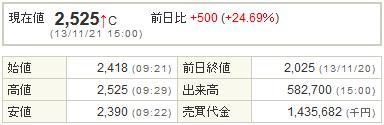 3753フライトホールディングス20131121-1