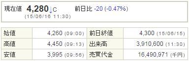 2138クルーズ20150616-1前場