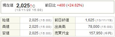 3753フライトホールディングス20131120-1