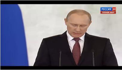 プーチン大統領20140318