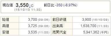 2138クルーズ20151013-1前場