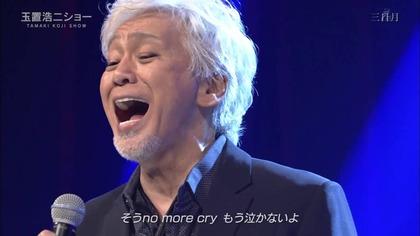 玉置浩二の歌唱力