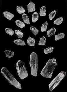 水晶ポイント コリント