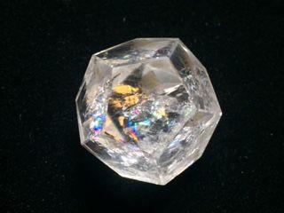 水晶 五角形