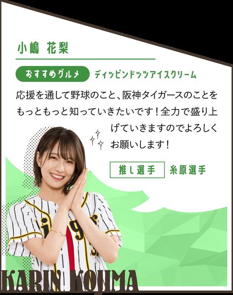 【朗報】NMB48が甲子園球場おすすめグルメ大使に就任ww