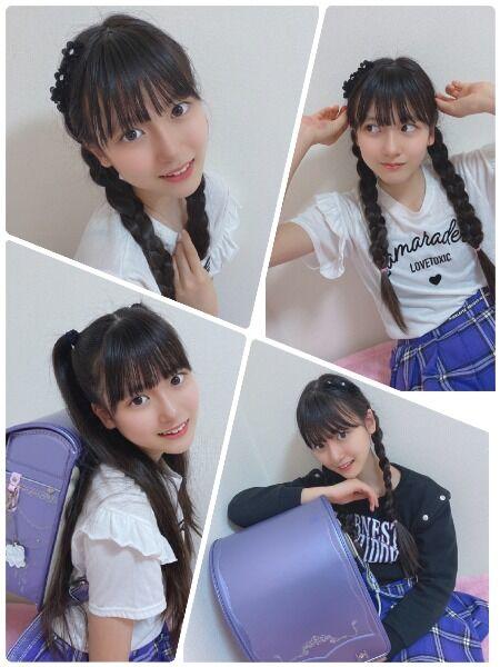 SKEの美少女・林美澪ちゃんがランドセル姿を披露した結果wwww