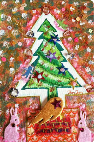 音の花束クリスマス400