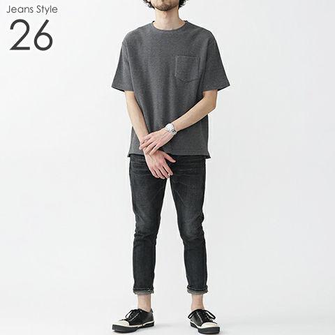 メンズ デニム ジーンズ コーデ 26