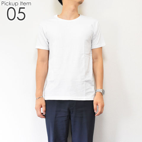Hanes ヘインズ ジャパンフィット クルーネックTシャツ
