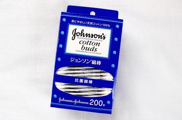 Johnson Cotton Swab004