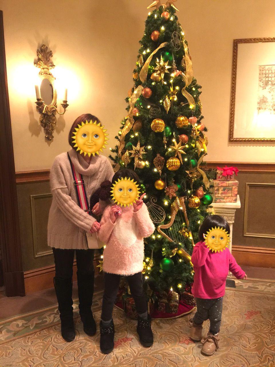 2017年12月 贅沢しちゃったクリスマスディズニー旅行記(ミラコスタ
