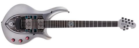 世界限定21本のジョン・ペトルーのシシグネイチャーギターが発売