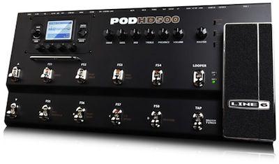 PodHD500