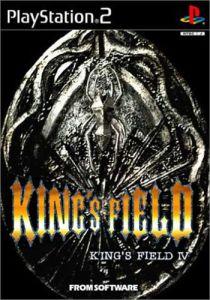 PS2「キングスフィールド4」タイトル