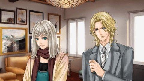 乙女ゲーム「デス・コネクション」メディシスとアメリア