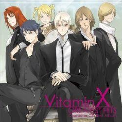 VitaminX キャラクターCD ベストアルバム GREATEST HITS