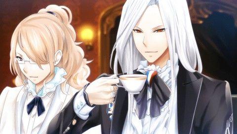 乙女ゲーム「VitaminR」ジャンとカオル