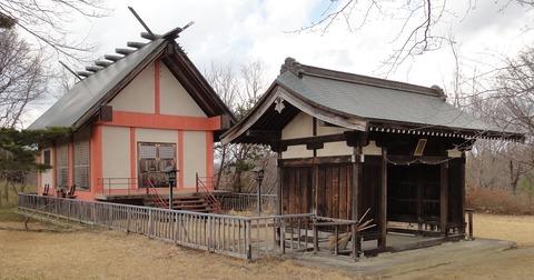 うねめ神社宮社