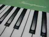 鍵盤部分アップ