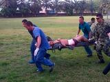 militar-herido