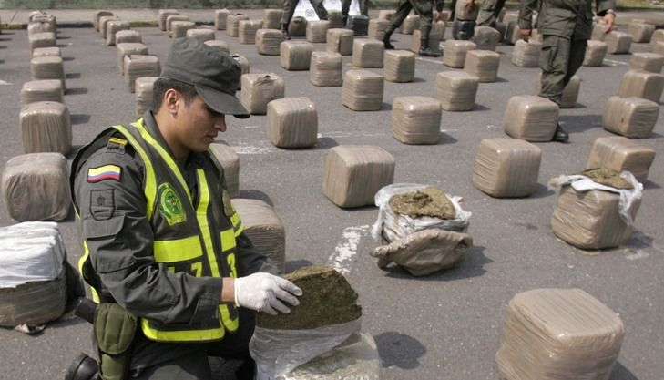 "colombain drug cartels Colombia is preparing for peace so are its drug traffickers ""we can't be naive and think that drug trafficking will end with farc,"" said gen jorge."