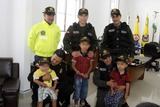 gaula_rescato_tres_ninos_que_fueron_secuestrados_en_giron