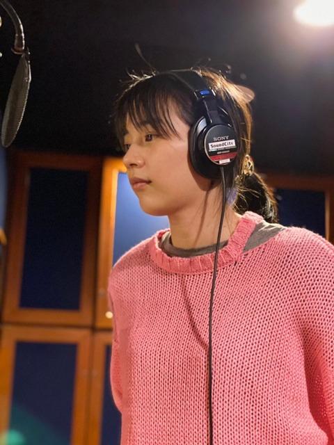 【女優】のん、THE BLUE HEARTS愛を語る 「真島昌利さんにめちゃかっこいい曲を作っていただいているのです!」  [muffin★]