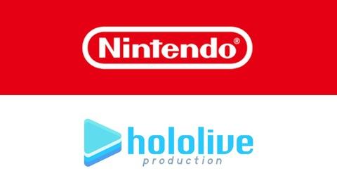 【YouTube】任天堂、#ホロライブ のカバー社と著作物利用に関する包括契約を締結  [1号★]
